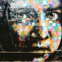 Street Art by KOBRA, located in Rome