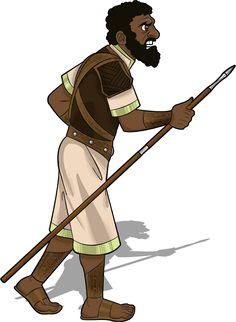 Eliab - David's older brother. (David & Goliath)