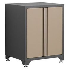 Newage Products Pro 28-In W X 34.5-In H X 24-In D Steel Garage Cabinet