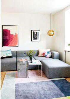 salon, canapé / #MMstyle #maisonmiru