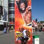 WWE Wrestler KOFI KINGSTON