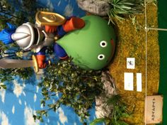 "Dragon Quest monter ""Slime knight"""