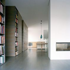 books - minimal interior