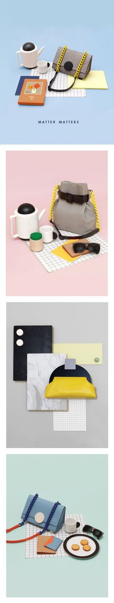 Bold accessories by MATTER MATTERS: