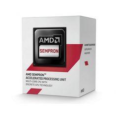 AMD Sempron™ 145: 2-8ghz Socket am3-1mb Hypertransport bus amd64 Support 3 year warranty