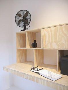 Plywood : 10 façons d'intégrer le contreplaqué dans son décor