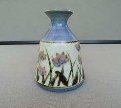 Vintage Pottery Cindy Angliss Vase
