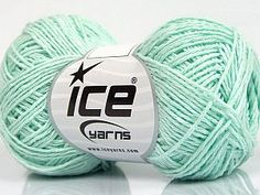 Natural Cotton Fine Mint Green  Fiber Content 100% Cotton, Mint Green, Brand Ice Yarns, Yarn Thickness 2 Fine  Sport, Baby, fnt2-56511 Yarns, Mint Green, Fiber, Content, Sport, Natural, Baby, Deporte, Low Fiber Foods