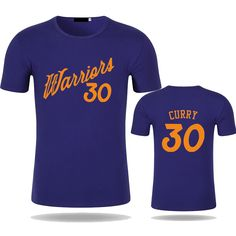 2017 Fashion Warriors T Shirt Men Print Stephen Curry T shirt Summer Male Modal Cotton Shirts. Click visit to buy #TShirt