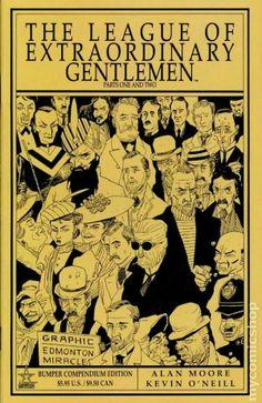 The League of Extraordinary Gentlemen •Kevin O'Neill