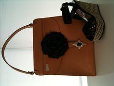 platform and bag by SORELLE