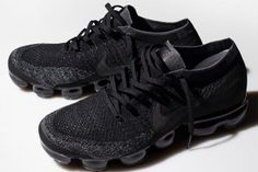8952a5c4a3a18 You Can Buy Nike s Air VaporMax in Black This Weekend