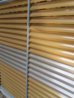 Blinds, Curtains, Urban, Metal, Home Decor, Gardens, Garden Landscaping, Decoration Home, Room Decor