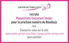 #venteprivee #recrutement #RH   http://group.vente-privee.com/