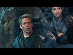 'Star Trek Into Darkness' Teaser Trailer HD