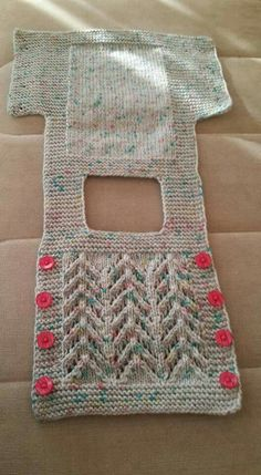 Baby Knitting Patterns For Kids Baby Vest Baby Knitting Patterns, Knitting For Kids, Crochet For Kids, Baby Patterns, Simple Crochet, Easy Knitting, Knitting Projects, Cable Knitting