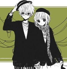 Gumi and Gumiya