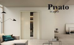 Pivato wooden doors: made in Italy quality
