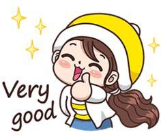 Cute Bunny Cartoon, Cute Couple Cartoon, Cute Cartoon Pictures, Cute Love Pictures, Cute Love Cartoons, Girl Cartoon, Feeling Pictures, Animated Emoticons, Cute Messages