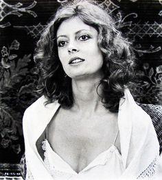 "Susan Sarandon in ""Pretty Baby"" (1978)."