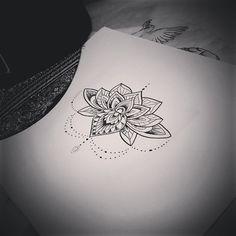 mandala lotus   Tumblr