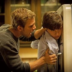 | Max Thieriot as Dylan and Freddie Highmore as Norman - Bates Motel |