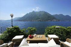 Großartige Aussicht und direkter Zugang zum See - Villa für bis zu 10 Personen in Pognana Lario, Italien. Objekt-Nr. 1015205