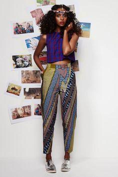 Collective Closets 'Kabila' Collection ~ African fashion, Ankara, kitenge, Kente, African prints, Braids, Asoebi, Gele, Nigerian wedding, Ghanaian fashion, African wedding ~DKK