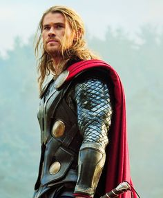 Thor is pretty beyond all belief