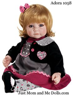 Adora Dolls que linda roupa
