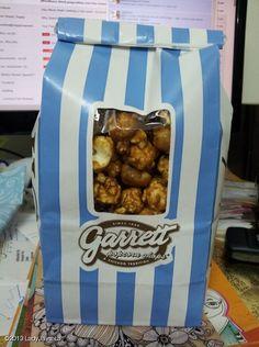 STAREE LadyJava LJ: Garrett Popcorn! Yums #food