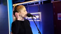 London Grammar - Wrecking Ball in the Live Lounge - YouTube