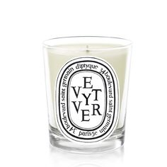 Vetyver - Candle 6.5oz
