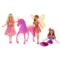 Barbie and The Secret Door Small Doll Giftset