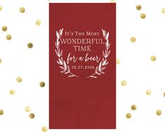 Guest Towels Christmas Wedding Napkins Holiday 3 Ply Towel