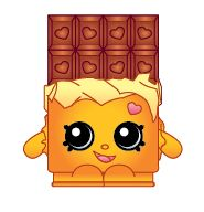 Cheeky Chocolate #1-050 Series: Series 1 Team: Sweet Treats Finish: Classic Rarity: Rare Range : Shopkins FOUND IN      5 pack     12 pack