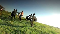 Kenya Soccer Game