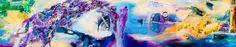 LIZETA VASILIADI, Greek painter 10,40 x 2,10 h Greek Art, Art Gallery, Painting, Inspiration, Biblical Inspiration, Art Museum, Painting Art, Paintings, Painted Canvas
