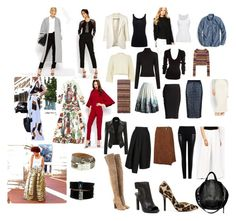 """""""My Fall '15 Wardrobe"""" by ldouble on Polyvore featuring Jaeger, Zara, ASOS, Y.A.S, ASOS Curve, Chicwish, Nine West, BCBGMAXAZRIA, Sang A and Leighelena"""