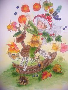 Christl Vogl little fairy #8