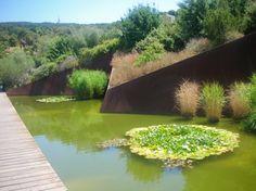 Spanish Landscape Architecture: Barcelona Botanical Garden - Land8