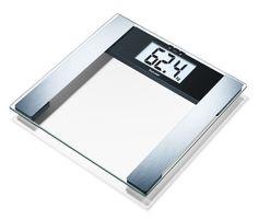 ¡Chollo! Báscula diagnóstica Beurer BF-480-USB con conexión al PC. Medidor grasa corporal, agua corporal y porcentaje muscular por 27.27 euros.