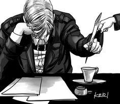 Erwin Smith / Levi | Shingeki no Kyojin | Eruri