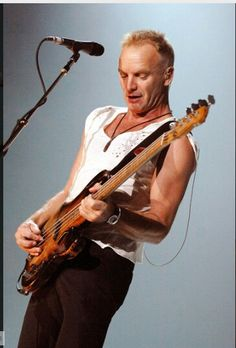 My other husband - Sting