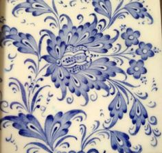 Islamic Art Pattern, Pattern Art, Islamic Tiles, Blue Tiles, Sketch Painting, China Painting, Decorative Tile, Pretty Patterns, Tile Art