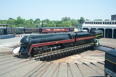 N&W 611, past and present | Trains Magazine