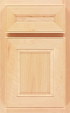Jordan 5-piece cabinet doors feature a softened grooving and edges to add a distinct yet warm element to your home from Homecrest Cabinetry.