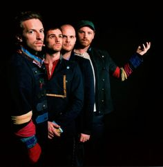 Coldplay....need I say anymore?