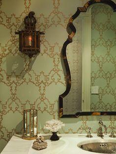 Thornton - love this mirror