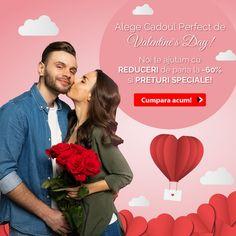Cumpara acum CADOUL PERFECT de Valentin`s Day pentru persoana iubita! 🥰Noi te ajutam cu REDUCERI de pana la -60%! 💕👉 #valentinesday #cadourivalentines #cadourisfvalentin #sfvalentin #ziuaindragostitilor #cadouri #oferte #promotii #reduceri #cadourilareducere